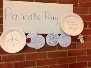 Pancake prayers