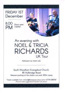 Noel & Tricia Richards